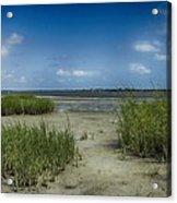 Zeke's Island Acrylic Print