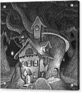 Zelma's House Acrylic Print
