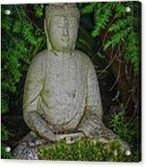 Zen Buddha Acrylic Print
