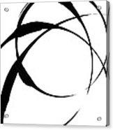 Zen Circles 4 Acrylic Print