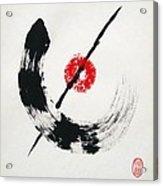 Zen No Seishin Acrylic Print