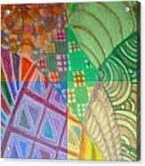 Zen Waters Acrylic Print