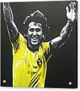 Zico - Brazil Acrylic Print