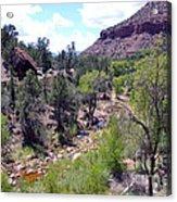 Zion National Park 1 Acrylic Print