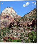 Zion National Park 2 Acrylic Print