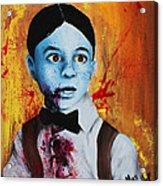 Zombie Alfalfa Acrylic Print