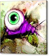 Zombie Insect Acrylic Print