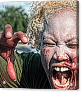 Zombie Run Nola 1 Acrylic Print