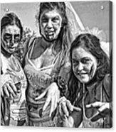Zombie Run Nola 19 Acrylic Print