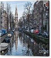 Zuiderkerk Amsterdam Acrylic Print