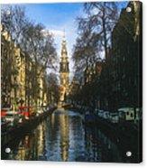 Zuiderkerk Acrylic Print