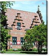 Zwaanendal Museum II - Henlopen  Acrylic Print