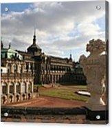 Zwinger Dresden - Germany Acrylic Print