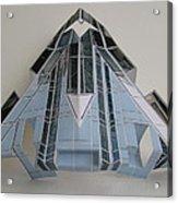 Architecture  Reconstruction Acrylic Print