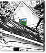 Beauregard Attic Baton Rouge Acrylic Print