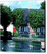 Beauty On Samsoe Island Denmark   Acrylic Print
