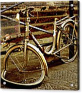 Bicycle Breakdown Acrylic Print