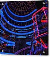 Carnival Atrium Acrylic Print