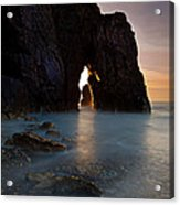 Gateway To The Sun Acrylic Print