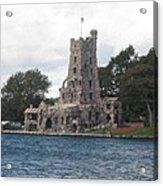 Island Castle Acrylic Print