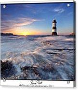 Penmon Point Lighthouse Acrylic Print