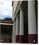 Roman Column  Acrylic Print