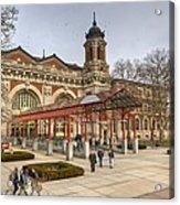 The Ellis Island Immigration Museum Acrylic Print