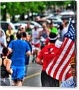 0001 Buffalo Marathon Series 2012  Acrylic Print
