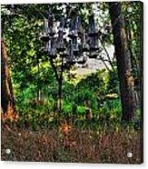 002 Bat Homes Acrylic Print