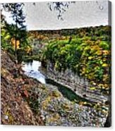 0023 Letchworth State Park Series Acrylic Print