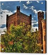 007 The 74th Regimental Armory In Buffalo New York Acrylic Print