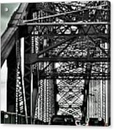 008 Grand Island Bridge Series Acrylic Print