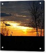 01 Sunset Acrylic Print
