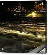 013 Niagara Falls Usa Rapids Series Acrylic Print
