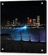 013 Niagara Falls Usa Series Acrylic Print