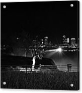 014 Niagara Falls Usa Series Acrylic Print