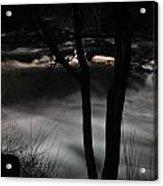 02 Niagara Falls Usa Rapids Series Acrylic Print