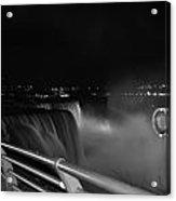 02 Niagara Falls Usa Series Acrylic Print