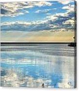 02 Reflecting Acrylic Print