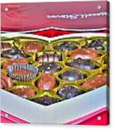03 Valentine Series Acrylic Print