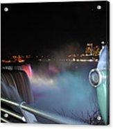 04 Niagara Falls Usa Series Acrylic Print