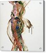 04791 Perplexed Acrylic Print