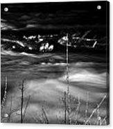 06 Niagara Falls Usa Rapids Series Acrylic Print