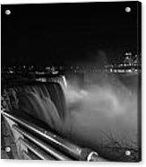 06 Niagara Falls Usa Series Acrylic Print