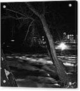 07 Niagara Falls Usa Rapids Series Acrylic Print