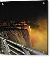 08 Niagara Falls Usa Series Acrylic Print