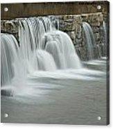 0902-7009 Natural Dam 2 Acrylic Print