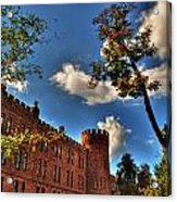 002 The 74th Regimental Armory In Buffalo New York Acrylic Print
