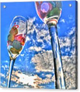 04 Love Is In The Air Acrylic Print