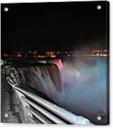 05 Niagara Falls Usa Series Acrylic Print